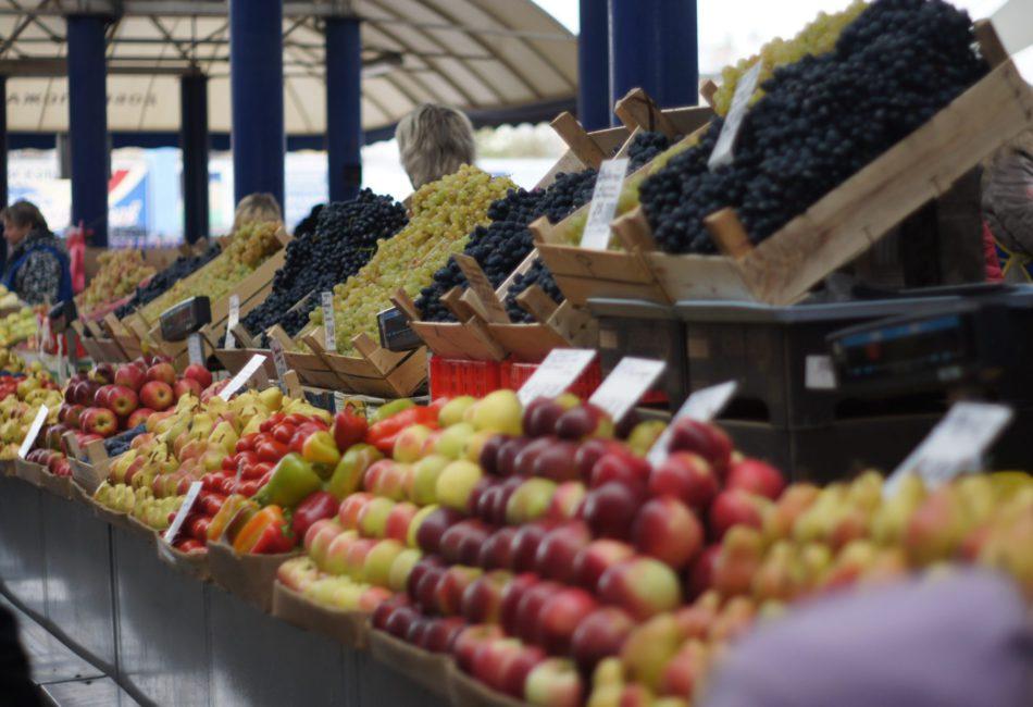 Оптовые продовольственные рынки россии